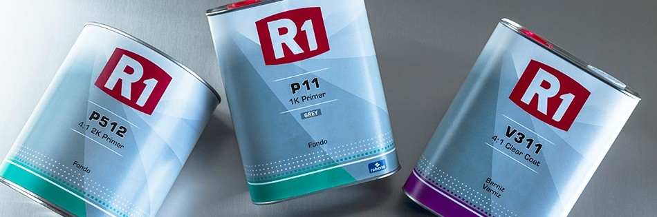 ROBERLO Changing color values - Development of paints and